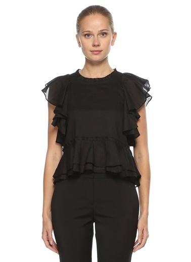A Piece Apart Bluz Siyah